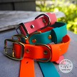 The sweet combinations of coral pink, teal and orange!